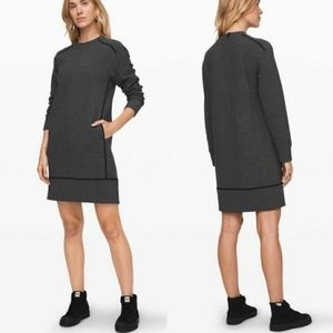 Lululemon On Repeat Long Sleeve Dress Size 8